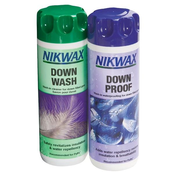 Nikwax Down DuoPack