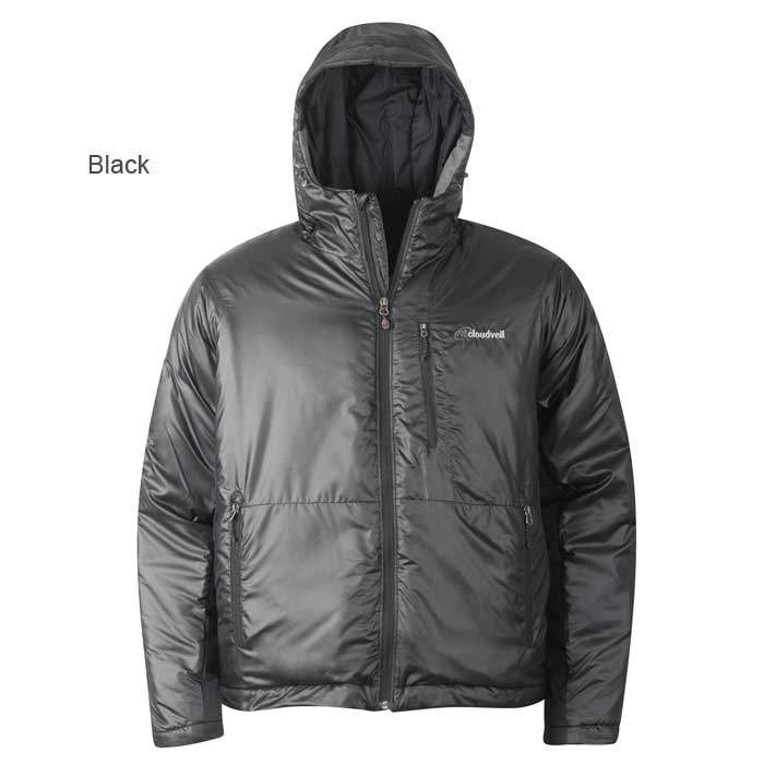 photo: Cloudveil Enclosure Hooded Jacket synthetic insulated jacket