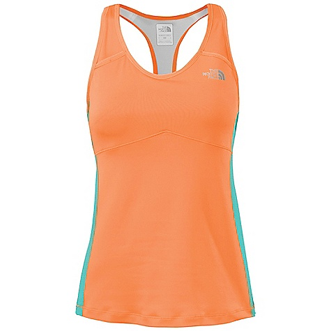 photo: The North Face Eat My Dust Sport Tank short sleeve performance top