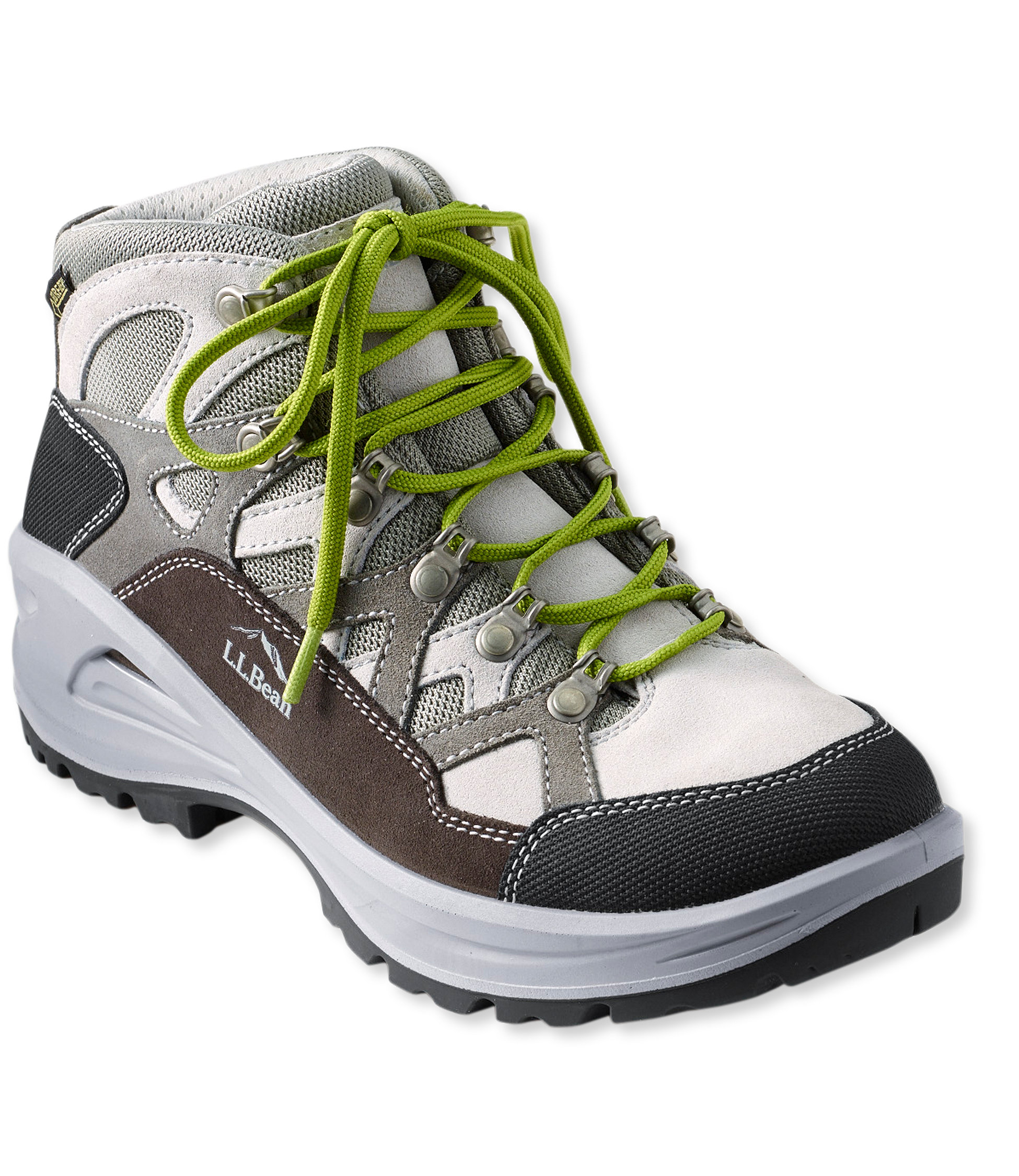 L.L.Bean Gore-Tex Mountain Treads, Mid-Cut