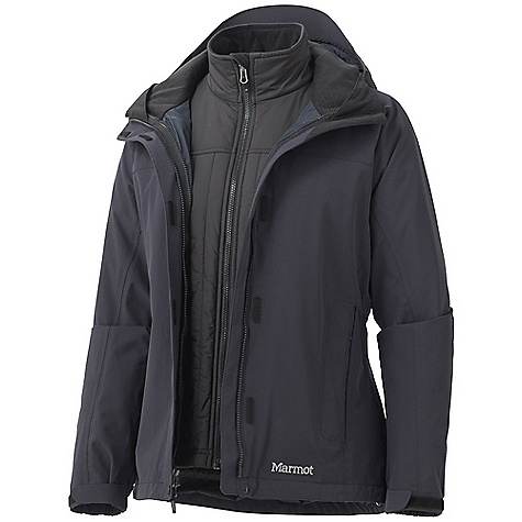 photo: Marmot Intervale Component Jacket component (3-in-1) jacket