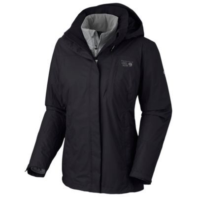 photo: Mountain Hardwear Rosalyn Trifecta component (3-in-1) jacket