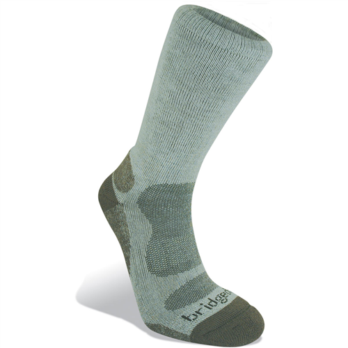 photo: Bridgedale Men's Bamboo Crew hiking/backpacking sock