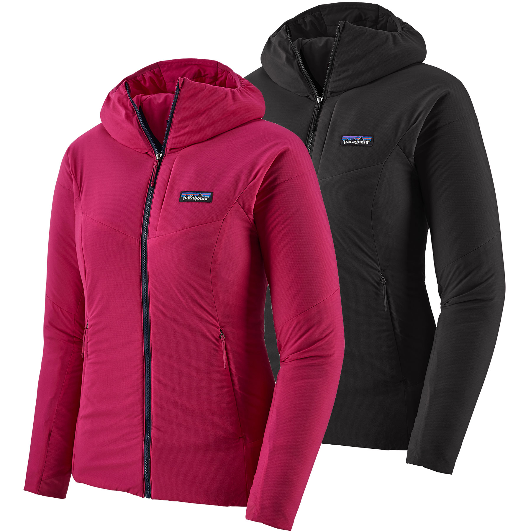 photo: Patagonia Women's Nano-Air Hoody synthetic insulated jacket