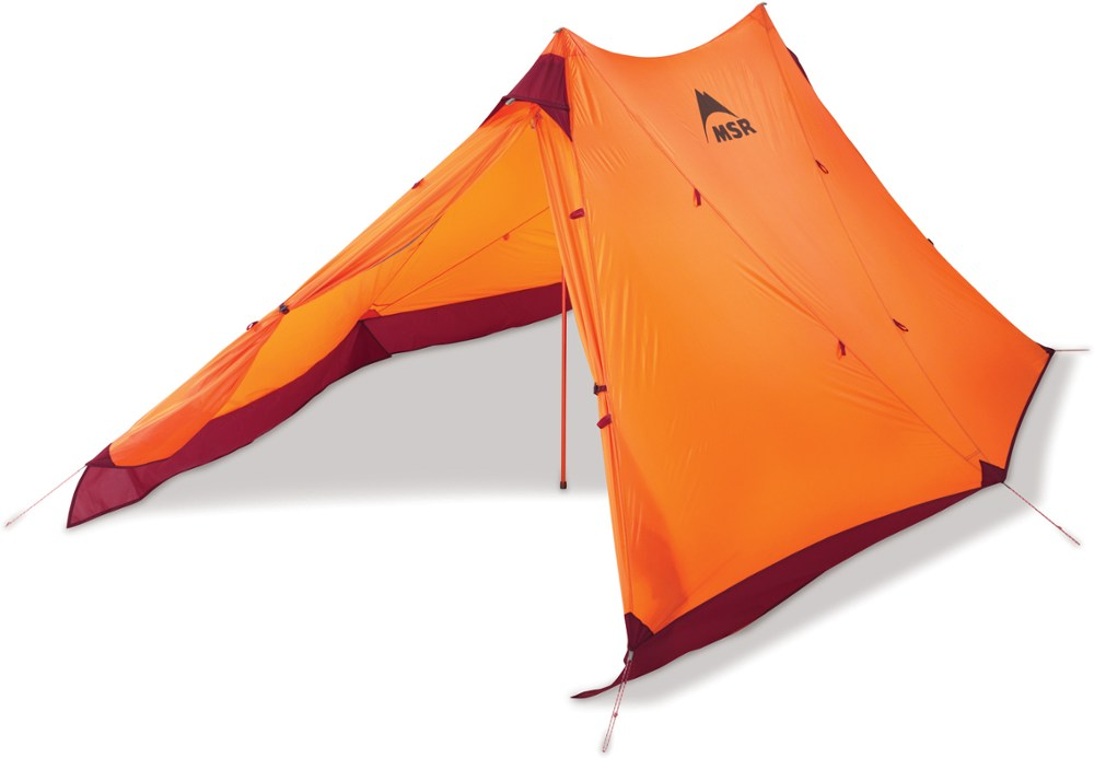 photo: MSR Twin Sisters tarp/shelter