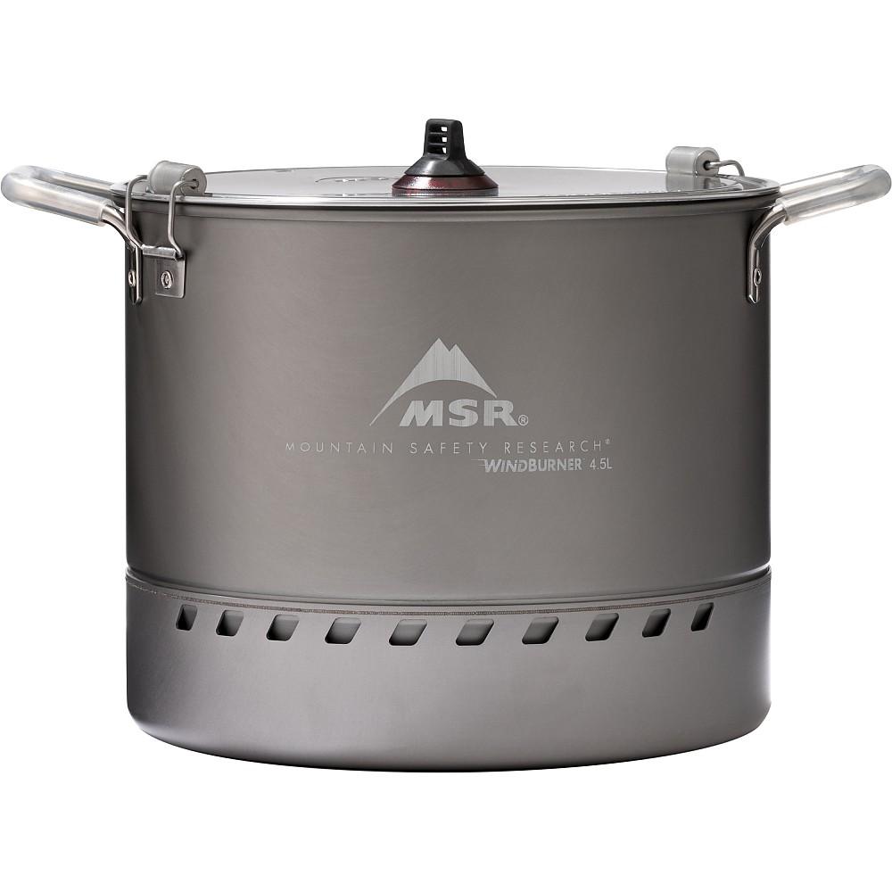 photo: MSR WindBurner Stock Pot pot/pan