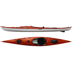 photo of a Eddyline kayak