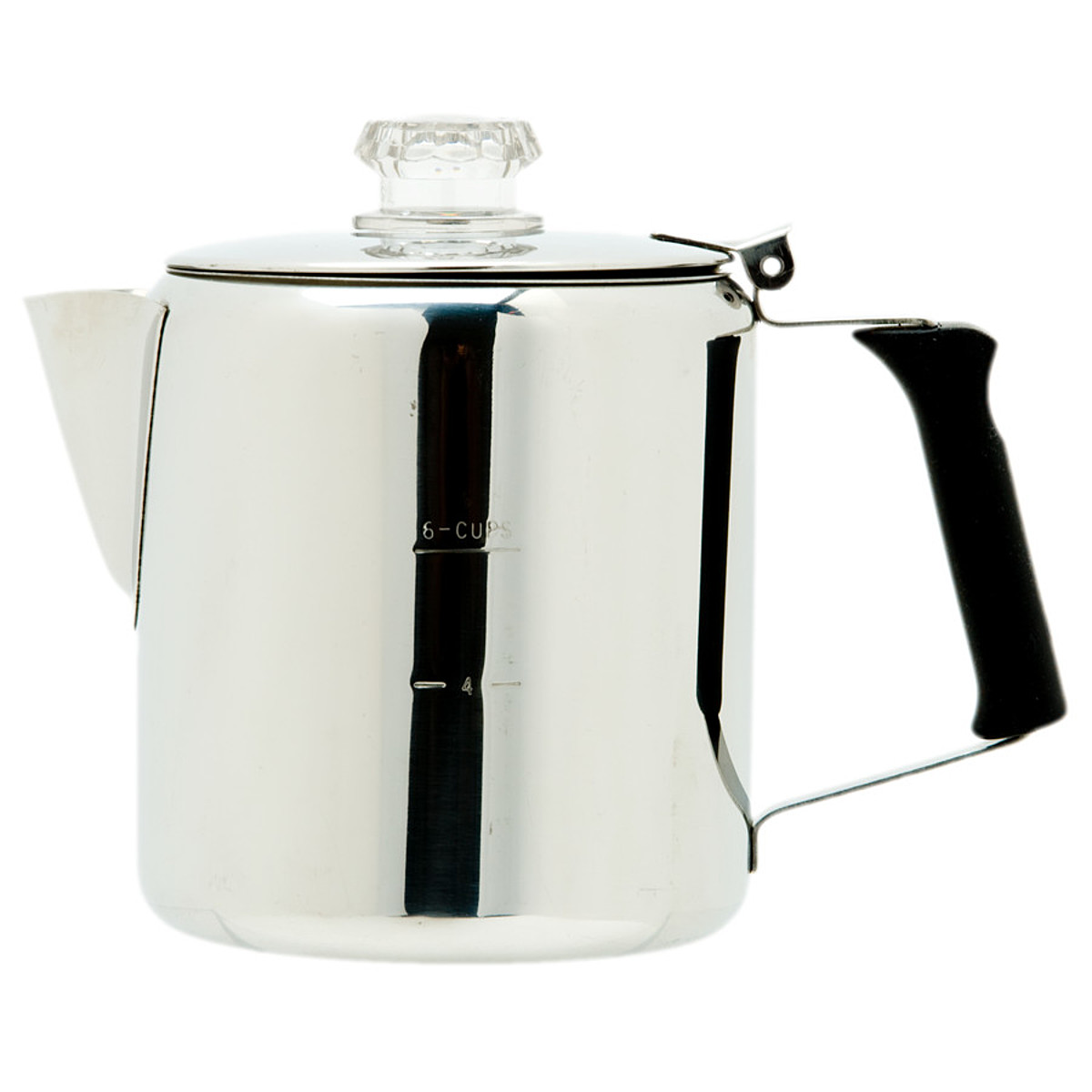 photo: GSI Outdoors Glacier Stainless Perc kettle