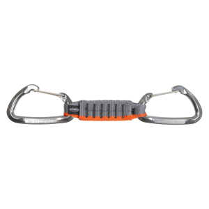 photo: Trango Smooth Quickdraw carabiner/quickdraw