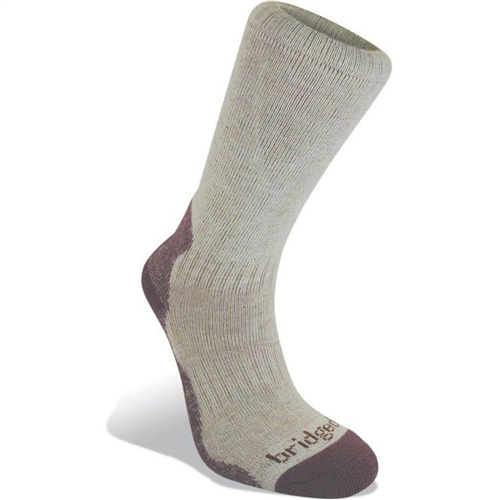 photo: Bridgedale Women's Bamboo Crew hiking/backpacking sock