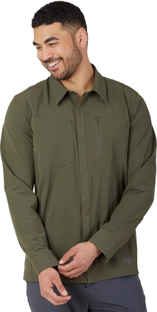 photo: Outdoor Research Ferrosi Shirt Jacket soft shell jacket