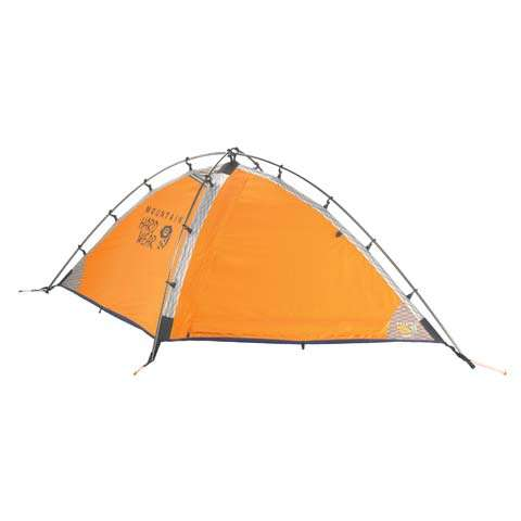 photo: Mountain Hardwear Bunker 1 four-season tent