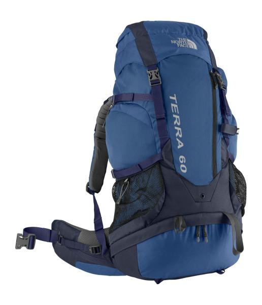 photo: The North Face Terra 60 weekend pack (50-69l)