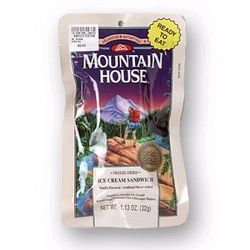 photo: Mountain House Ice Cream Sandwich dessert