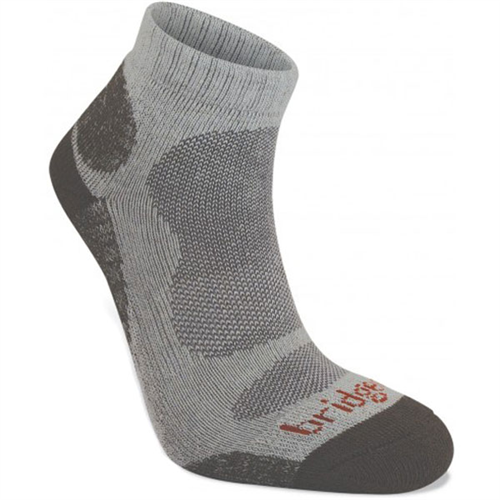 photo: Bridgedale Bamboo Lo running sock