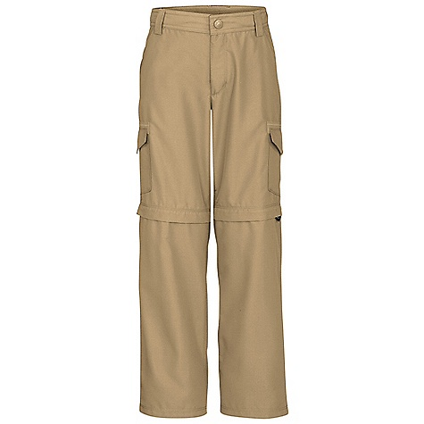 photo: The North Face Boys' Class V Convertible Pant hiking pant