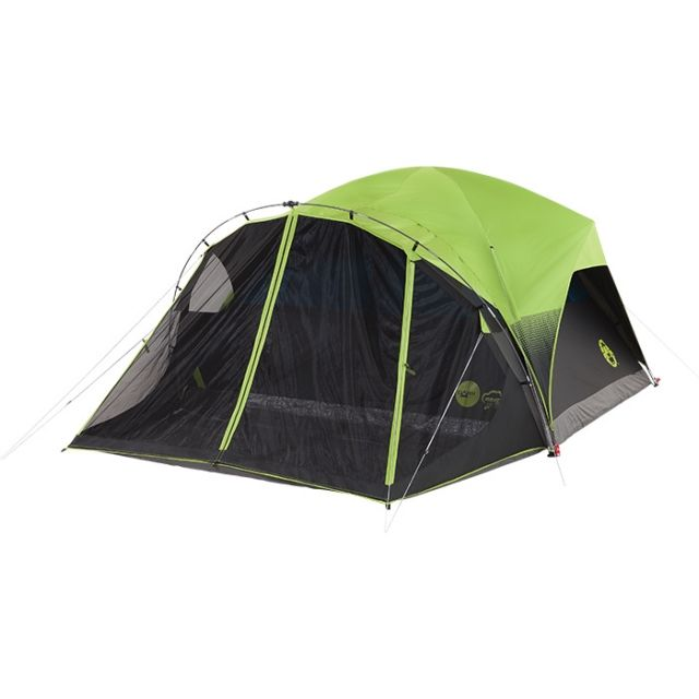 photo: Coleman Carlsbad 6P three-season tent