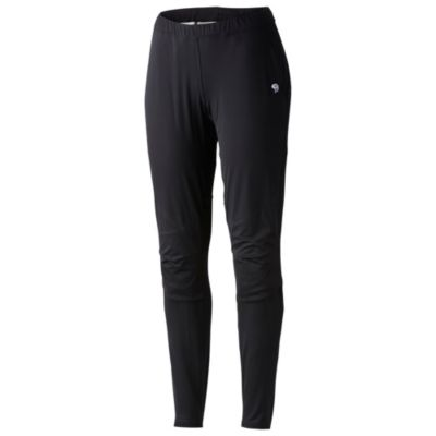 photo: Mountain Hardwear Women's Effusion Power Tight performance pant/tight