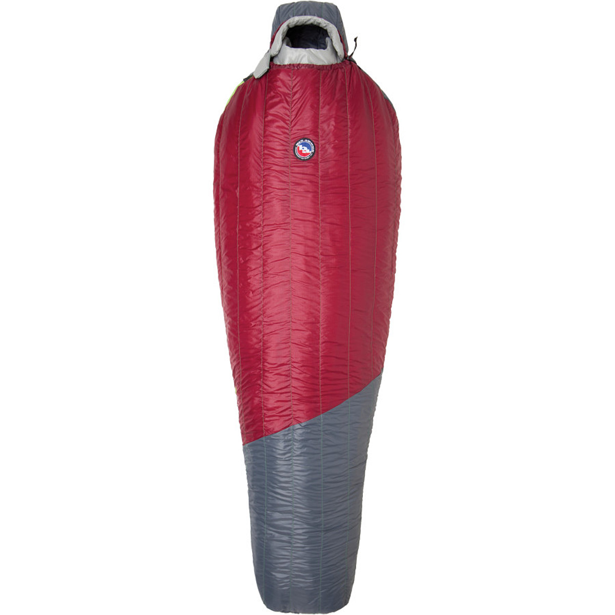 photo: Big Agnes Betty SL 3-season synthetic sleeping bag