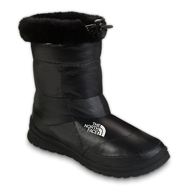 photo: The North Face Nuptse Fur IV winter boot