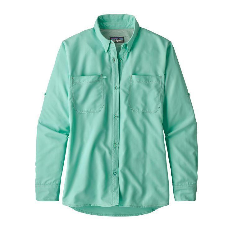 Patagonia Long-Sleeved Sol Patrol Shirt