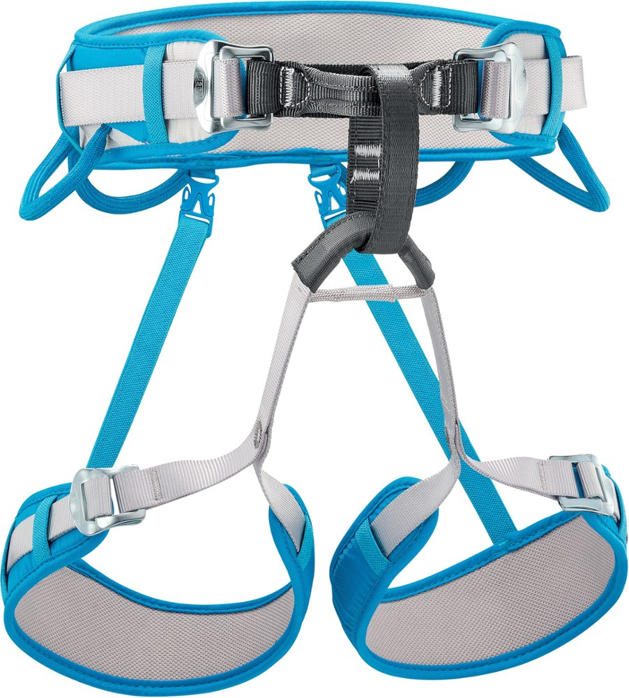 photo: Petzl Corax sit harness