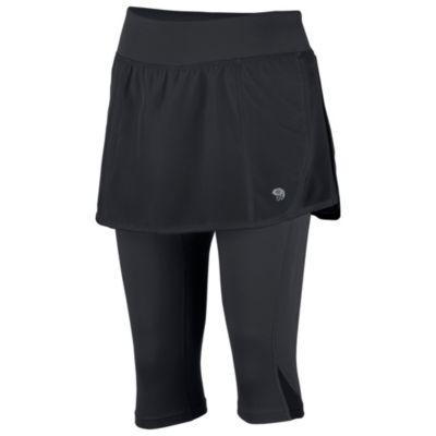 photo: Mountain Hardwear Pacer 2-In-1 Skeggin hiking short