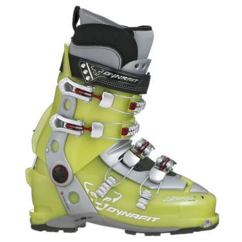 photo: Dynafit Zzero4 PX-TF alpine touring boot