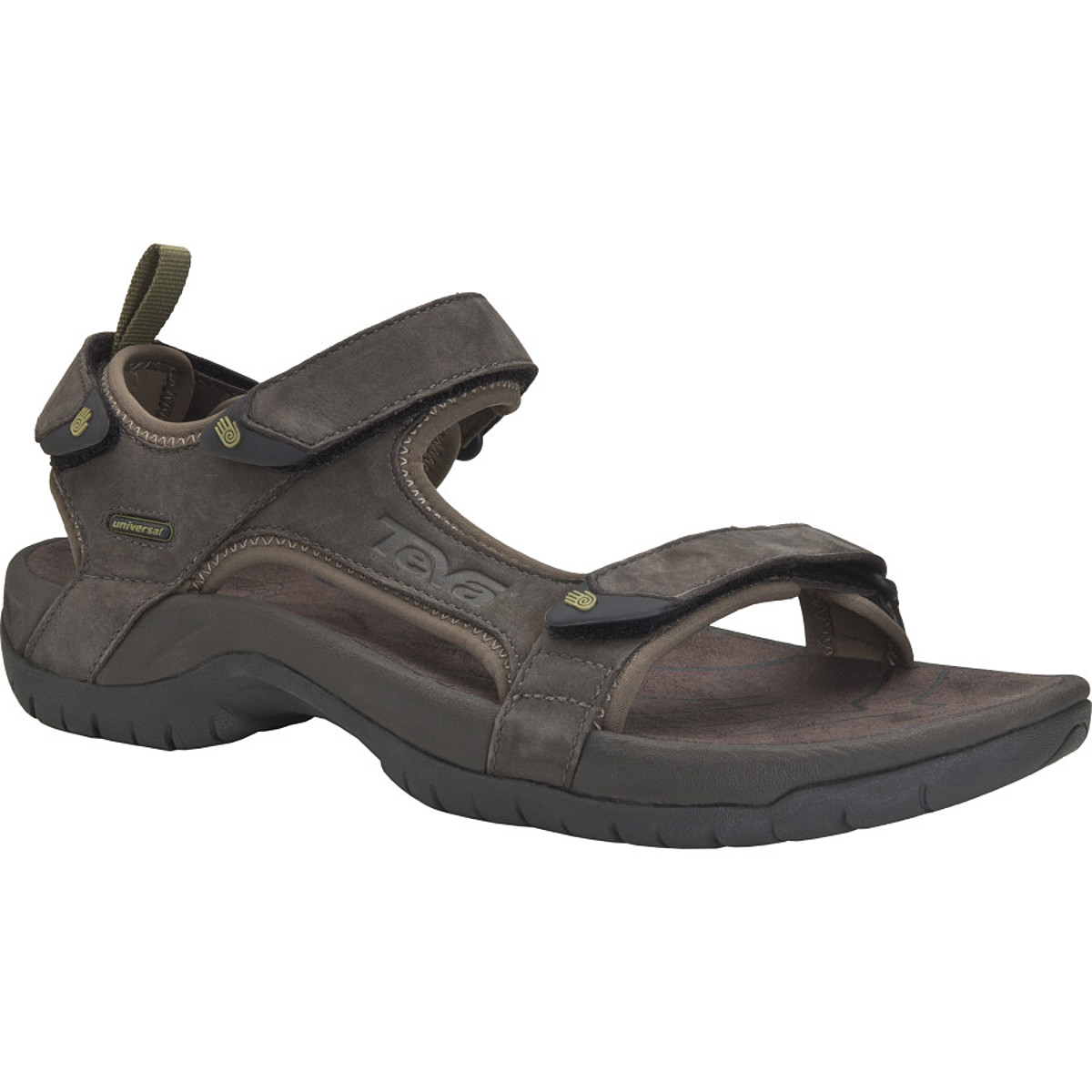 photo: Teva Men's Tanza Leather sport sandal