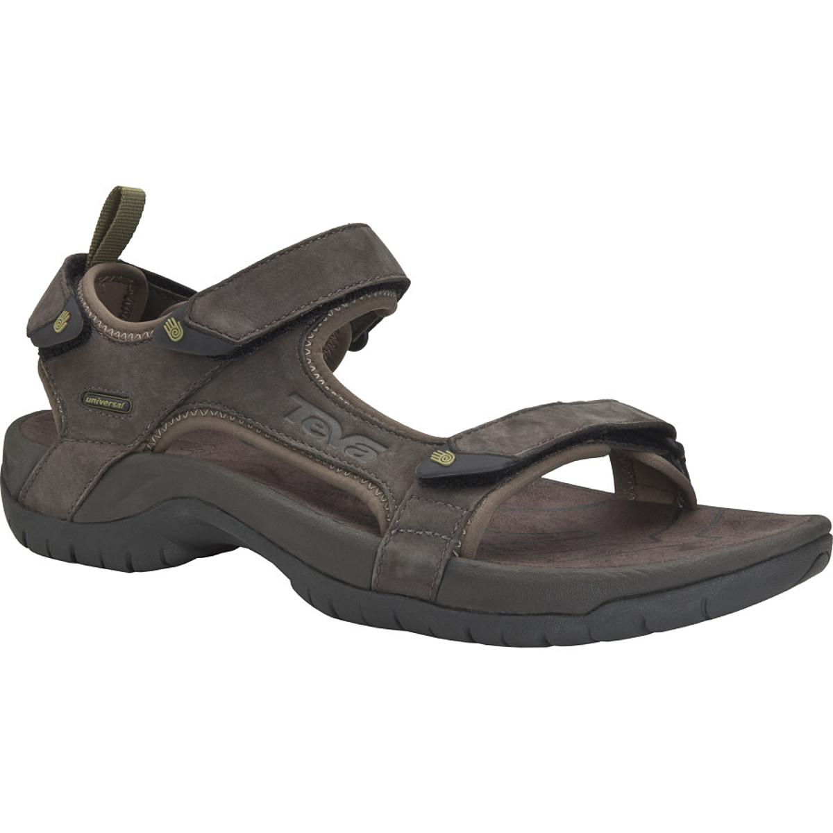 photo: Teva Kids' Tanza Leather sport sandal