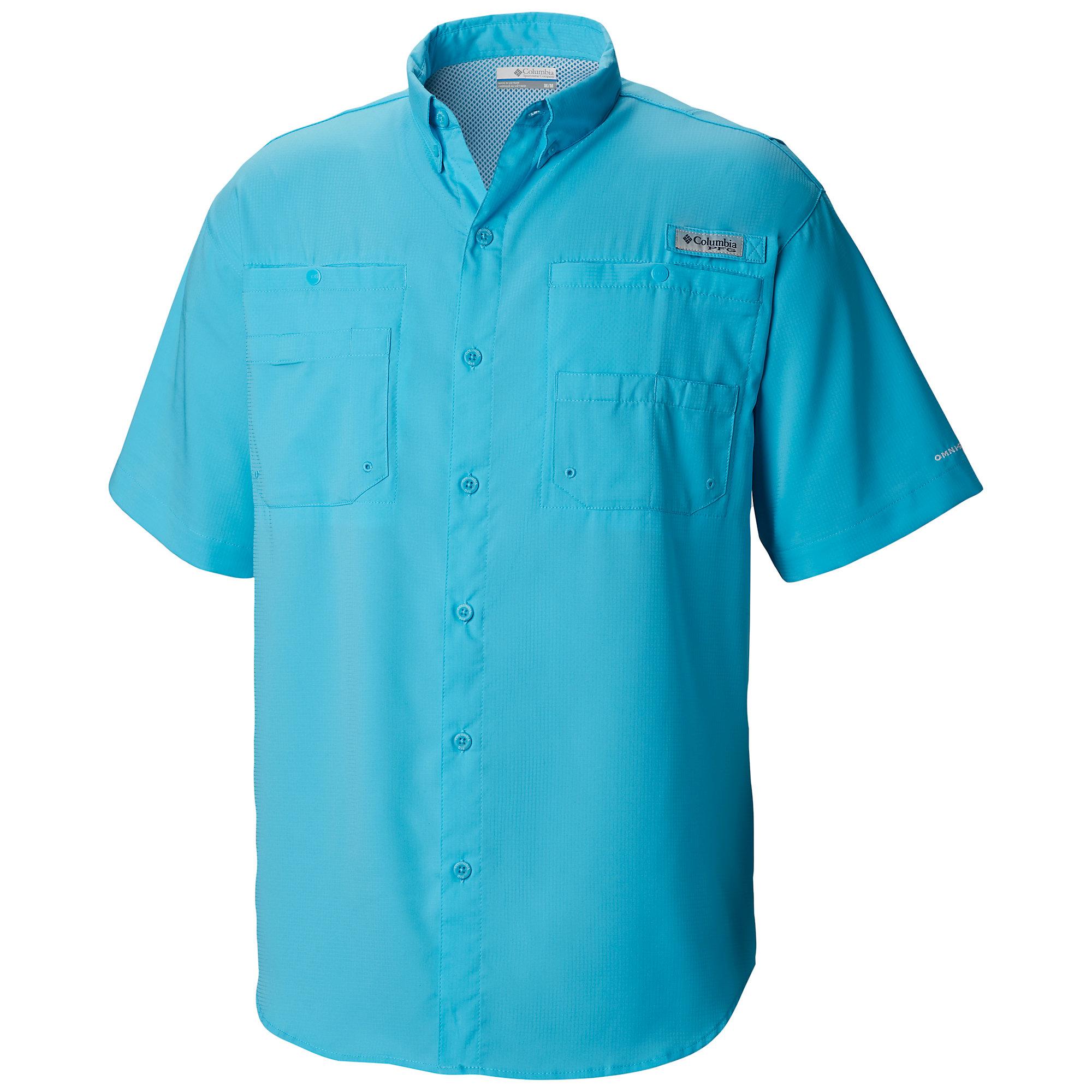 photo: Columbia Tamiami II Short Sleeve Shirt hiking shirt