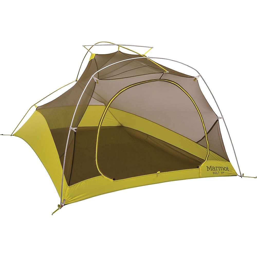 photo: Marmot Bolt 3P three-season tent