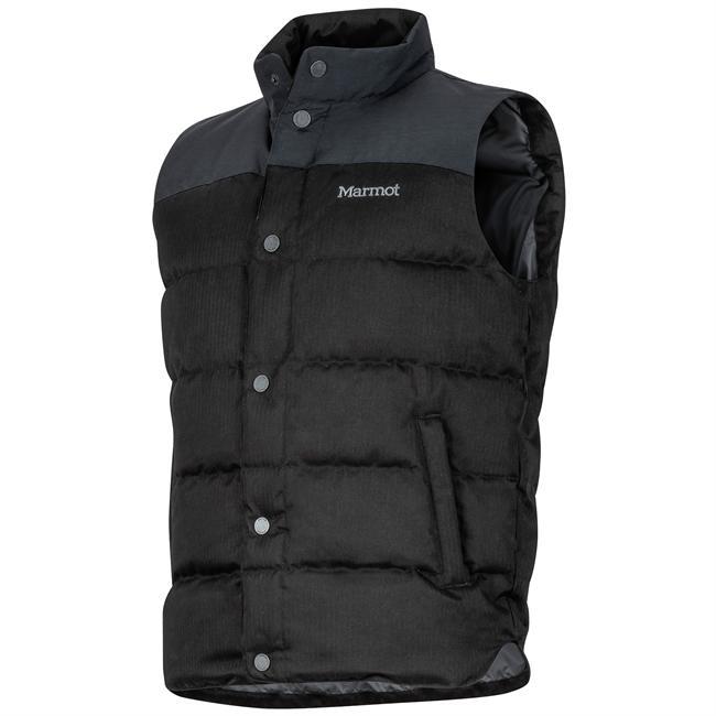 photo: Marmot Fordham Vest down insulated jacket