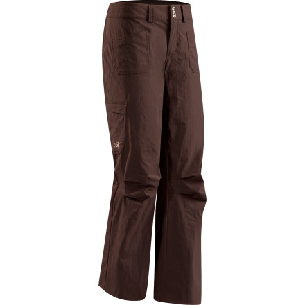 photo: Arc'teryx Women's Rampart Pant hiking pant