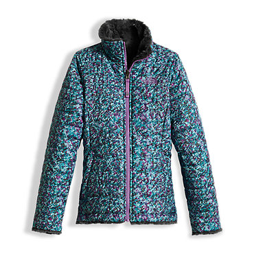 The North Face Reversible Mossbud Swirl Jacket