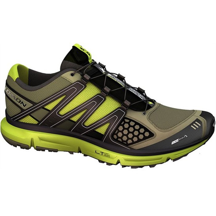 photo: Salomon XR Mission CS trail running shoe