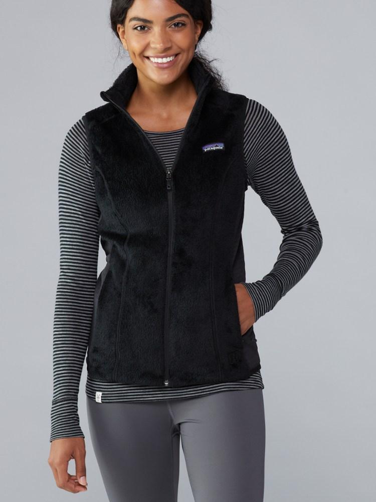 photo: Patagonia Women's R2 Vest fleece vest