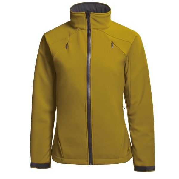 photo: GoLite Neve Jacket soft shell jacket