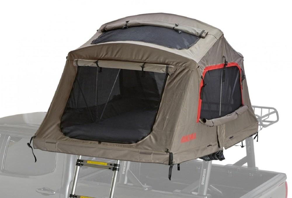 photo: Yakima SkyRise HD Tent Medium roof-top tent
