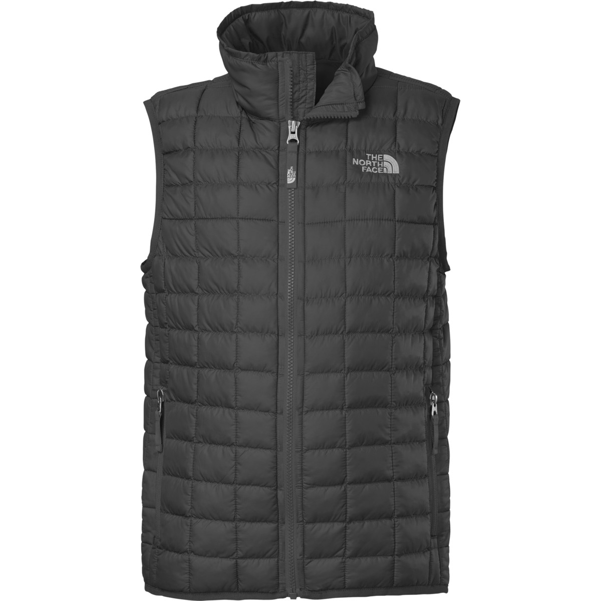 photo: The North Face Boys' Thermoball Vest synthetic insulated vest
