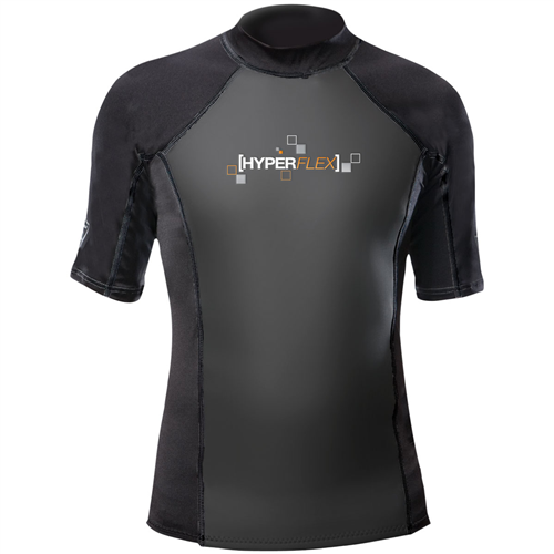 photo: HyperFlex 1.5 mm 50/50 Short Sleeve Rashguard short sleeve rashguard