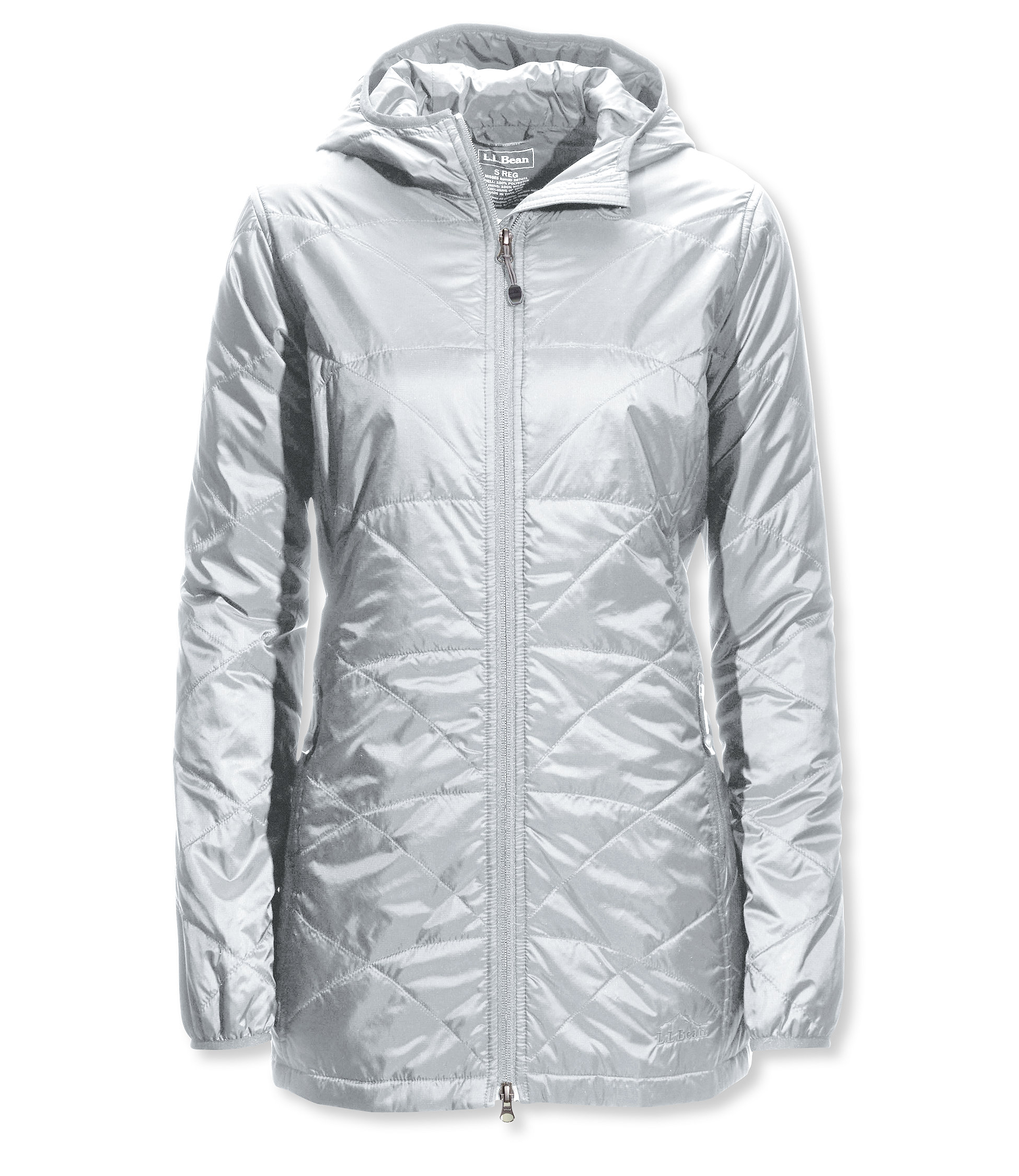 L.L.Bean Primaloft Packaway Coat