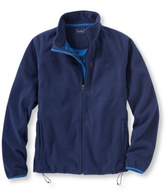 photo: L.L.Bean Men's Wind Challenger Fleece Jacket fleece jacket