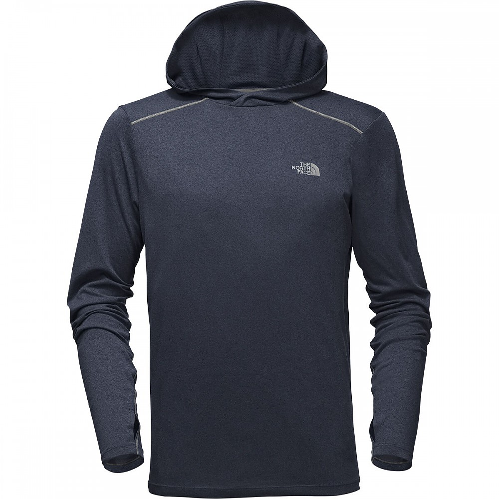 photo: The North Face Reactor Hoodie long sleeve performance top