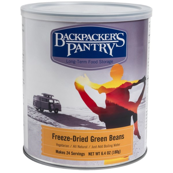 Backpacker's Pantry Freeze Dried Green Beans