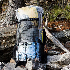 Appalachian Ultralight Cuben Fiber Thru Hiker's Pack
