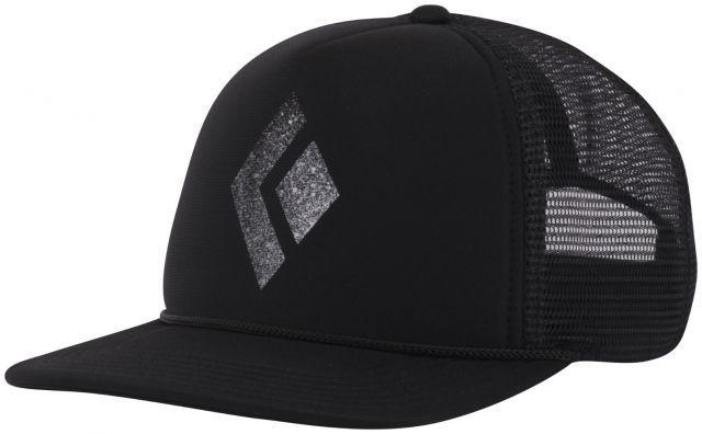 photo: Black Diamond Flat Bill Trucker Hat cap