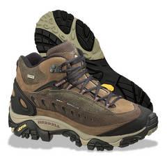 photo: Merrell Men's Pulse II Waterproof Mid hiking boot