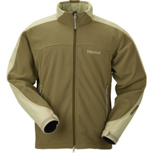 photo: Marmot Afterburner Jacket fleece jacket