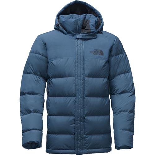 photo: The North Face Nuptse Ridge Parka down insulated jacket